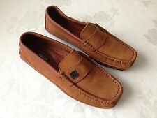 New Bally slip on loafers size 8.5  Made in Italy