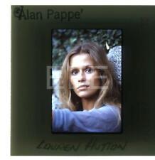 Lauren Hutton Alan Pappe Original Transparency H26