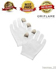 ORIFLAME NovAge Moisturizing Gloves With Touch ~ With Sensor Function ~ 37607