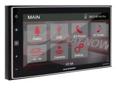 Macrom M-dl4000 Monitor 6 8 pollici Fm/am USB Bluetooth