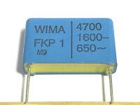 5 #BP 2 PCs Foil Capacitor Orange Drop 47000pF 47nF 200VAC 400VDC 5/% RM17
