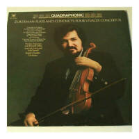 Pinchas Zukerman - Antonio Vivaldi - English Chamber Orchestra - Zukerman Plays