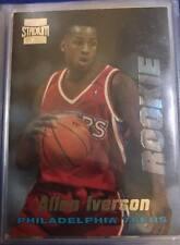 Allen Iverson rookie card