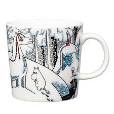 Moomin Mug Snowhorse Winter 2016 / Lumihevonen Finland *NEW