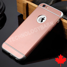 For iPhone 6 6s & iPhone 6 6s Plus - Ultra Thin Slim Bumper Hard Case Cover