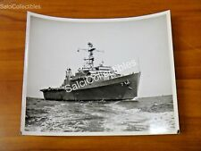 OFFICIAL US Navy Amphibious Transport Dock Ship Photo 8x10 LPD-7 USS Cleveland