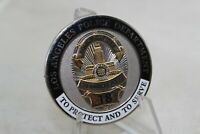 Los Angeles Police Department Southeast Division Watts Challenge Coin
