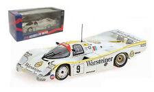 Minichamps Porsche 956L 'Warsteiner' #9 Le Mans 1984 - Brun/von Bayern/Akin 1/43