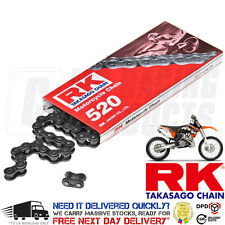 RK 520 M MOTOCROSS ENDURO CHAIN KTM SX 125 150 250 SX-F 250 350 450 118 LINK