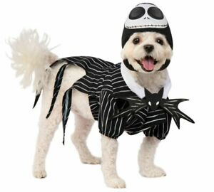 Rubies Nightmare Before Christmas Jack Skellington Pet Halloween Costume 200184
