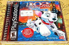 Disney's 102 Dalmatians Puppies to the Rescue (Sony PlayStation 1 PS1 SEALED NEW