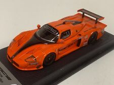 1/43 BBR Maserati MC12 Competizione Edo Competition Solar Direct Leather Base