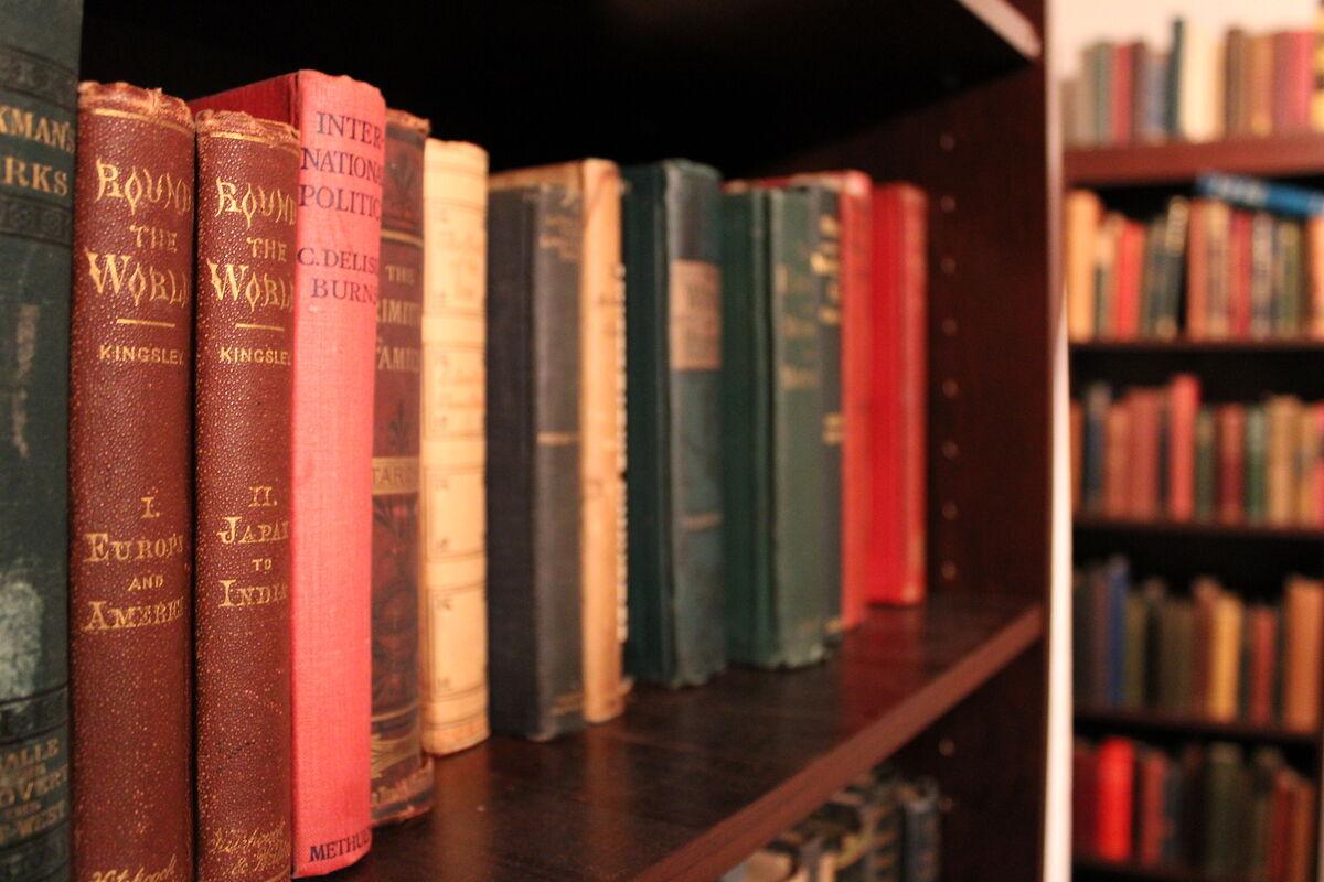 Barrel Room Rare Books