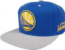 Mitchell & Ness Golden State Warriors hud101 2 Colores Gris Heather Gorra