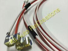 Holden HQ HJ HX HZ WB Panel Van Interior Light Wire Figure 8 Wiring Sandman