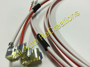 Holden HQ HJ Ute Panel Van 1 Tonner Interior Light Wire Figure 8 Wiring Sandman