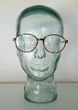 Ladies Retro Tortoise Plastic Md/Lg Sized Eyeglass Frames