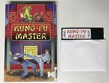 Kung-Fu Master for the Commodore 64 C64 Data East