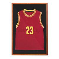 32'' Jersey Display Box Case Shadow Frame Sports Basketball Football Baseball