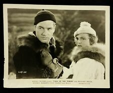 "Call Of The Yukon 1938 8x10"" Photo Photograph Black & White Richard Arlen"