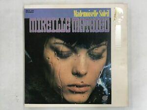 Mireille Mathieu Mademoiselle Soleil Overseas ULS-77-V Japan  from VDS TOKYO