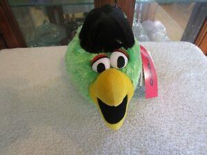 Official Pittsburgh PIRATE PARROT MLB Baseball Mascot Mini  Plush Stuffed Animal