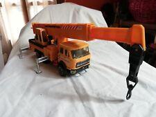 giodi  camion  gru con braccio allungabile  fiat 697  scala 1/35