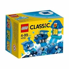5-7 Years Blue LEGO Complete Sets & Packs