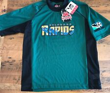 NEW WITH TAGS Colorado Rapids Kappa Gara Mens Medium Soccer Jersey MLS