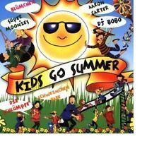 Kids Go Summer / DJ Bobo Super Moonies Ferris Vampy Die Schlümpfe Blümchen Neu