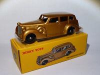 Packard Eight Sedan / berline 24P / 24 P + certificat  au 1/43 dinky toys ATLAS