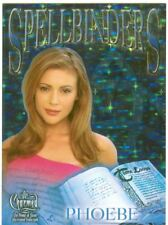 Charmed Power Of The Three Spellbinders Chase Card S3