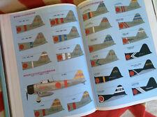 MITSUBISHI A6M ZERO Japanese Navy Fighter Maru MECHANIC OF WORLD 5 HC Book