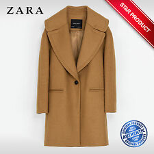 Zara Knee Woolen Coats & Jackets for Women