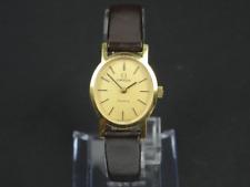 Vintage Omega Geneve Ladies Gold Plated 511.0411 Fj71