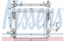 NISSENS Car Radiator 66706 - Discount Car Parts