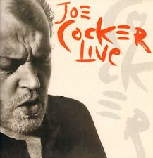 "Joe Cocker(2x12"" Vinyl LP Gatefold)Live-Capitol-2LP 164-Germany-G+/VG"