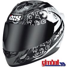 """IXS Casque HX 408 """" Dreamrider """" carbone kevlar fibre de verre moto gr : XL"""