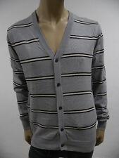 Ambiguous Night Owl Grey Ambig Sz M  Sweater Jacket  Skate Long Sleeve