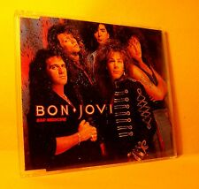 MAXI Single CD Bon Jovi Bad Medicine 4 TR 1993 Classic Hard Rock Japan RARE