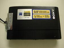 LikeNew SONY CyberShot DSC-T200 Digital Camera Black
