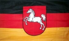 5' x 3' Lower Saxony Flag German Germany Flags Banner