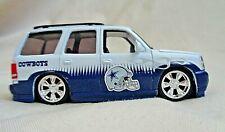 Cadillac Escalade 2005 Cowboy NFL Model Van Fleer Collection 2005 1:64