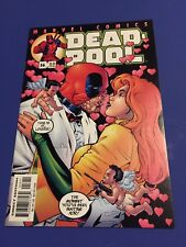 Deadpool #56 (Marvel 1st series Sept 2001) Buddy Scaler Karl Kerschl