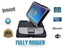 Panasonic Toughbook Cf 19 MK 6 Core i5 Ordinateur portable 8 Go 240 Go SSD Win 7 Pro Gps 3 G