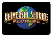 "Florida UNIVERSAL STUDIOS#2  Travel Souvenir Photo Fridge Magnet 3.5""X2.4"""