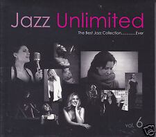 """""""Jazz Unlimited Vol.6"""" Audiophile Jazz Vocal Collection DW Mastering 2-CD New"""