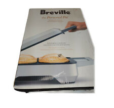 Breville The Personal Pie Maker Makes 4 Individual Pies Dessert BPI640XL