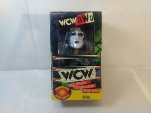 WCW NWO Big Boys Collectible Figures Sting Bobble Head t5537