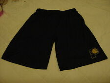 SWEET Indiana Pacers Men's Sz Lg Majestic Blue Shorts, NEW&NICE!!